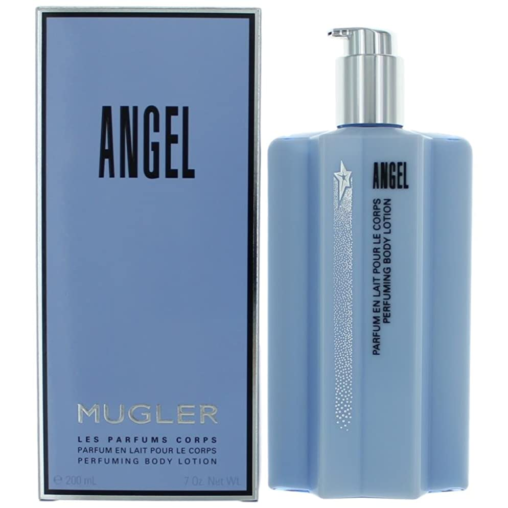 Thierry Mugler Angel By Thierry Mugler - Perfumed Body Lotion 7 Unce, 7.0 Oz