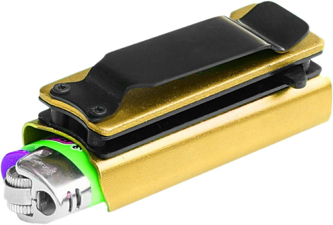 Lighter Holder with Spring free shipping Assist Tanto Case Ligh Knife San Francisco Mall