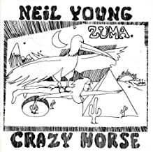 Zuma by Neil Young & Crazy Horse (1990) Audio CD