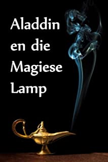 Aladdin en die Magiese Lamp: Aladdin and the Magic Lamp, Afrikaans edition