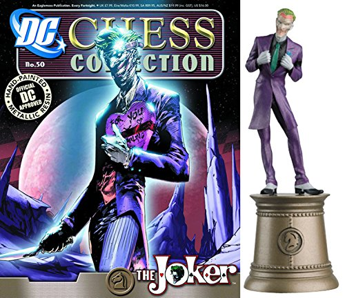 dc comics Chess Figurine Collection Nº 50 Joker