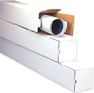 Box Partners Square Mailing Tubes, 3