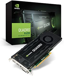 ELSA NVIDIA Quadro K4200搭載 プロフェッショナルグラフィックスボード メモリ4GB EQK4200-4GER