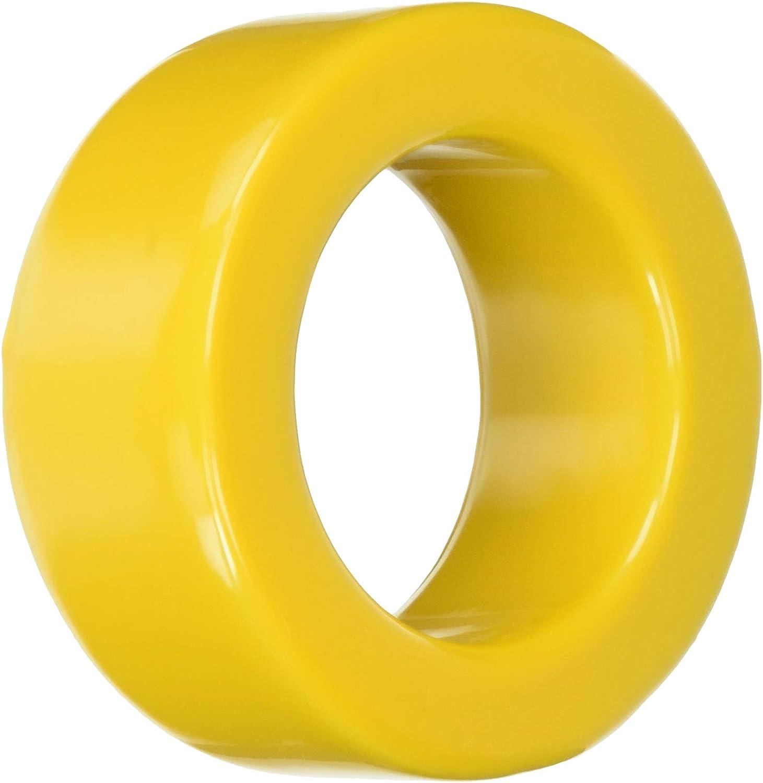 GP Baseball Batting Practice Weight 20.11 Ring New mail order oz Yellow Surprise price