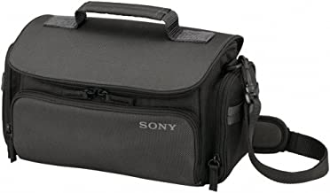 Sony LCS-U30 Soft Carrying Case for Camcorder - Black