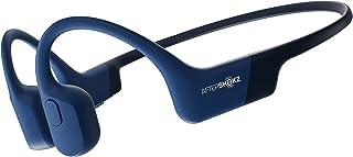 Aftershokz AS800BE Aeropex Open-Ear Wireless Waterproof Bone Conduction Headphone, Blue