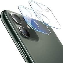 NAISU iPhone 11 Camera Lens Protector [2 Pack], Premium...
