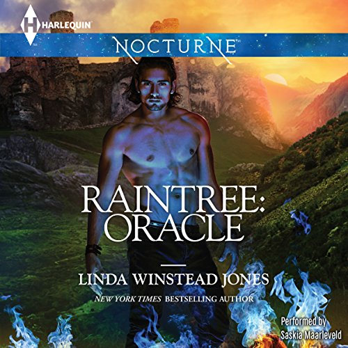 Raintree: Oracle audiobook cover art