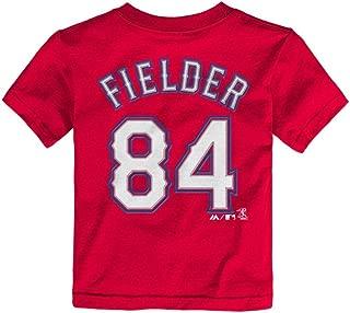 prince fielder t shirt