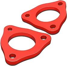 DNA Motoring FLLK-DODGE-F-004-RD Red Front 1/2