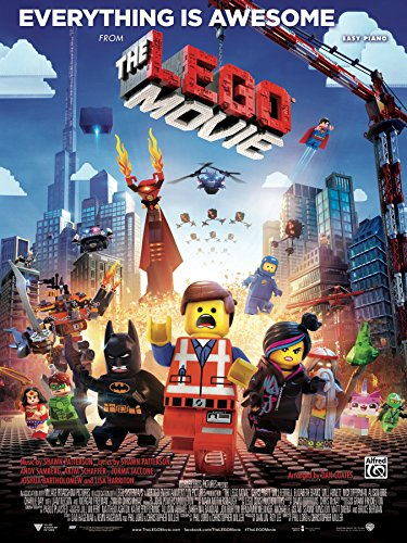 Everything Is Awesome (from The Lego® Movie) for Easy Piano (English Edition)