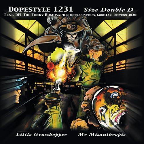 Dopestyle 1231 feat. デル・ザ・ファンキーホモサピアン
