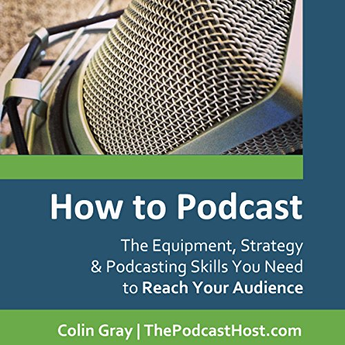 How to Podcast audiobook cover art