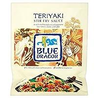 Blue Dragon Stir Fry Sauce - Teriyaki (120g) ブルードラゴン炒め醤油 - 照り焼き( 120グラム)