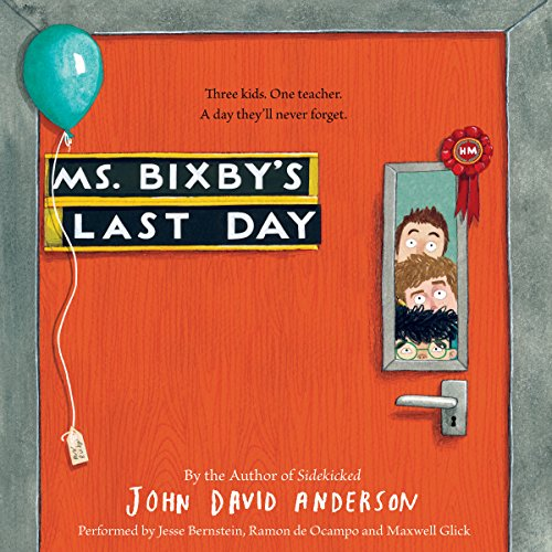 Ms. Bixby's Last Day audiobook cover art