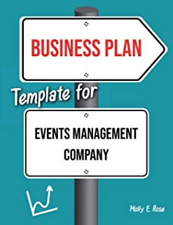 Business Plan Template For Events Management Company