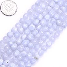 natural chalcedony beads