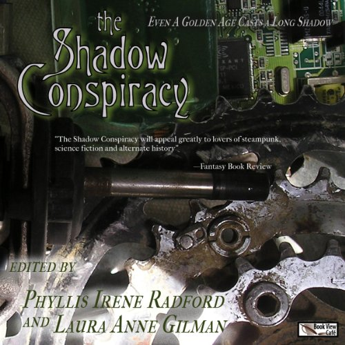 The Shadow Conspiracy audiobook cover art