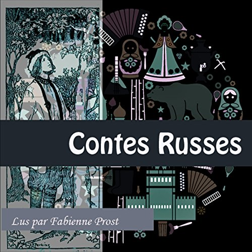 Contes russes 1 audiobook cover art
