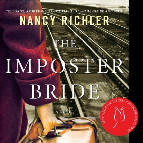 The Imposter Bride                   By:                                                                                                                                 Nancy Richler                               Narrated by:                                                                                                                                 Cathy Laskey                      Length: 9 hrs and 32 mins     19 ratings     Overall 3.6