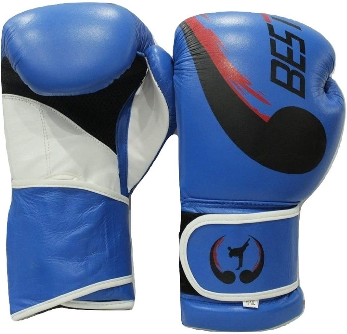 Bestzo Boxing service Gloves Fashionable Men- Real Training Muay Thai Leather