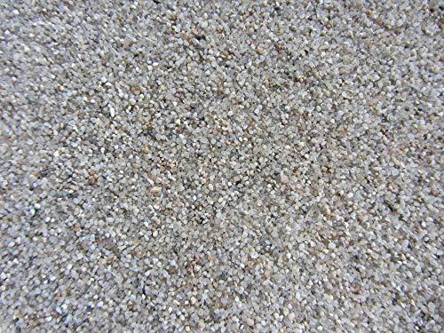 AquaLith FILTERSAND 25 kg 1,0-2,0 mm DIN Quarzsand Sandfilter Filter Pool Filterkies Filterquarz