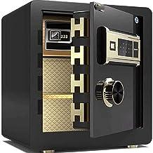 GPWDSN Veiligheid Safe Box, Vingerafdruk Kluizen Muur Lock Box voor Office Home, Sieraden Cash Paspoorten Documenten Waard...