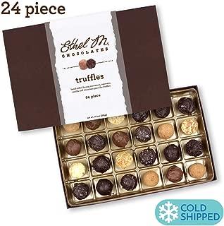 Ethel M Chocolates Truffle Collection 24 piece