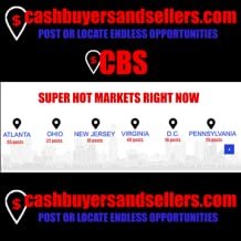 Cash Buyers and Sellers