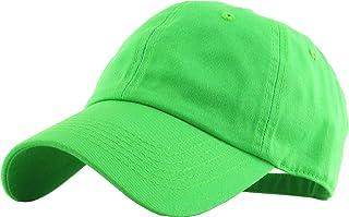11f87a666d2 KBETHOS Classic Polo Style Baseball Cap All Cotton Made Adjustable Fits Men  Women Low Profile Black