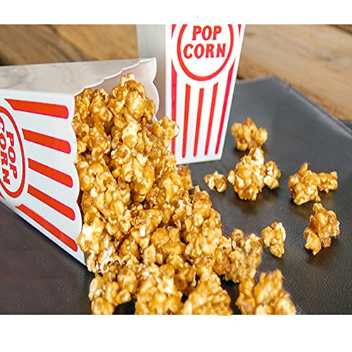 """Product Image 2: Plastic Popcorn Tub – 8.5"""" Square, 3 Pack by Greenbrier (3)"""