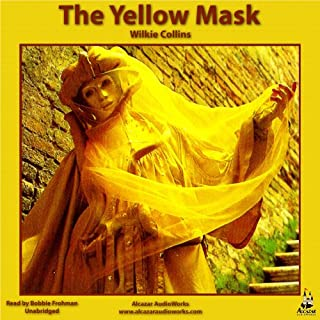 The Yellow Mask audiobook cover art