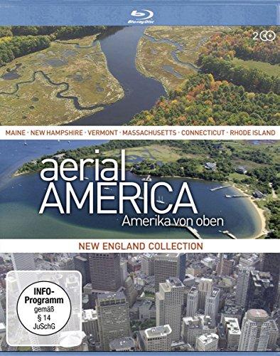 Amerika von oben: New England Collection [Blu-ray]