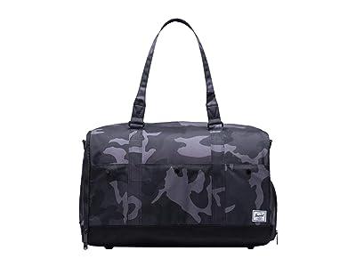 Herschel Supply Co. Bennett (Night Camo) Duffel Bags