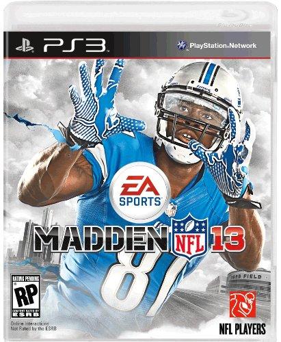 Madden NFL 13 (PS3) [Importación inglesa]