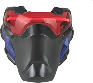Moniku Soldier 76 Weapon Cosplay Competitive Game Mask B
