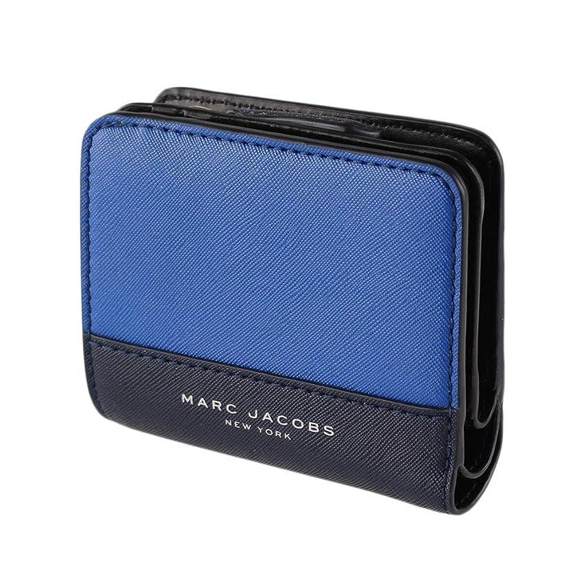 亜熱帯センサー治世マークジェイコブス MARC JACOBS レディース 折りたたみ財布 m0014235 mini compact wallet [並行輸入品]
