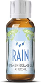 Rain Scented Oil by Good Essential (Huge 1oz Bottle - Premium Grade Fragrance Oil) - Perfect for Aromatherapy, Soaps, Candles, Slime, Lotions, and More!