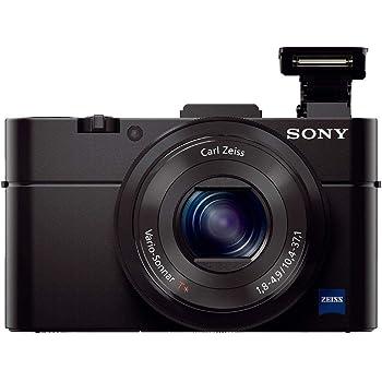 ソニー デジタルカメラ DSC-RX100M2 1.0型センサー F1.8レンズ搭載 ブラック Cyber-shot DSC-RX100M2