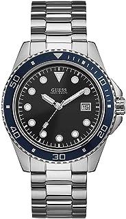 Guess W1002G1 Analog-Digital Watch For Men- Casual Watch