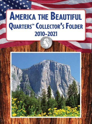 America the Beautiful Quarters™ Collector's Folder 2010-2021