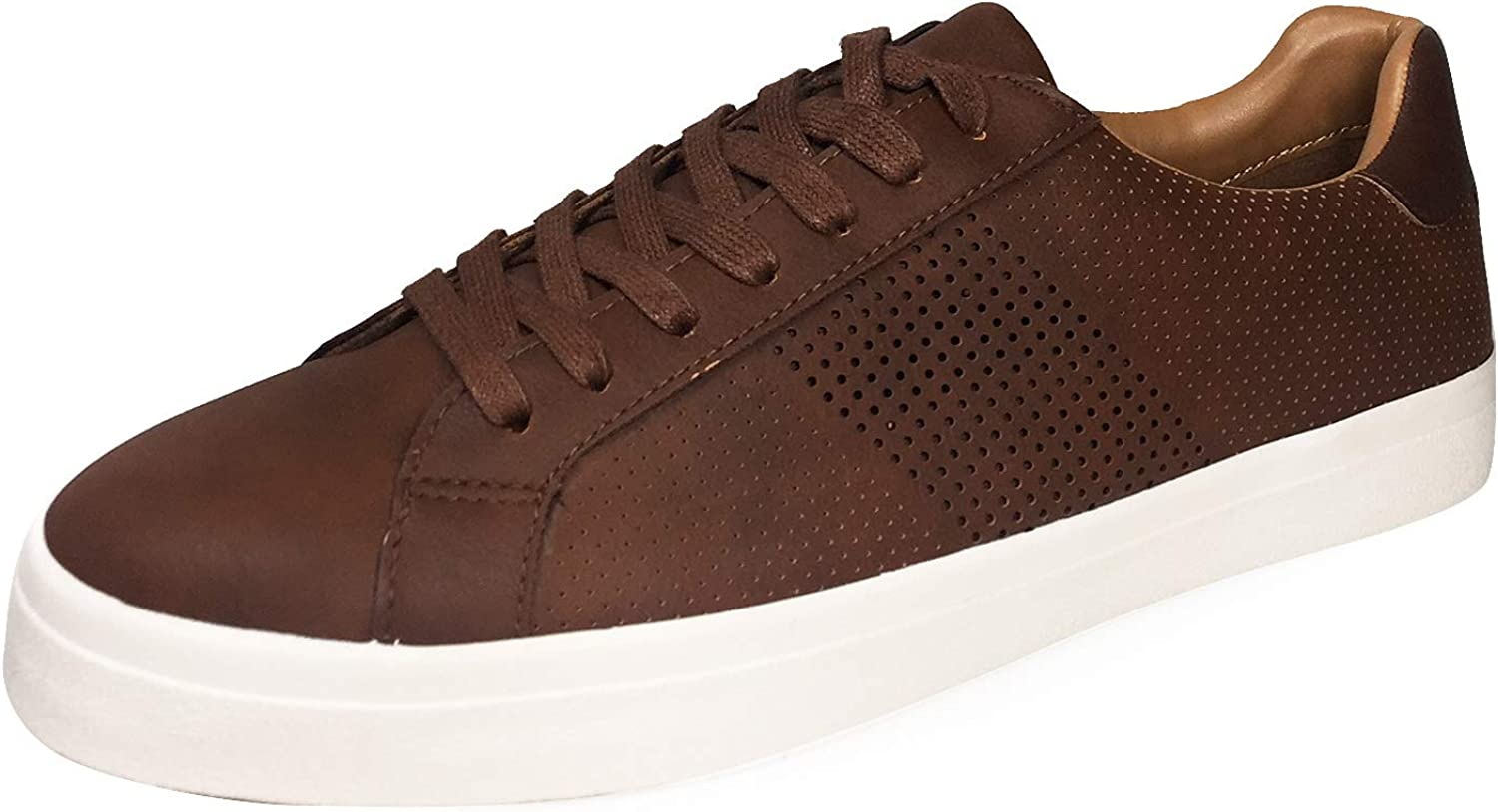 Zara Men's Micro-Perforated Plimsolls 5200 302
