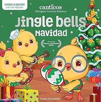 Jingle Bells / Navidad  Bilingual Nursery Rhymes  Canticos Bilingual Nursery Rhymes