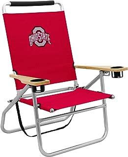 NCAA Ohio State Buckeyes Beach Chair