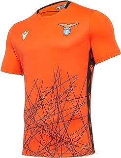 Macron 2020-2021 Lazio Home Goalkeeper Shirt (Orange)