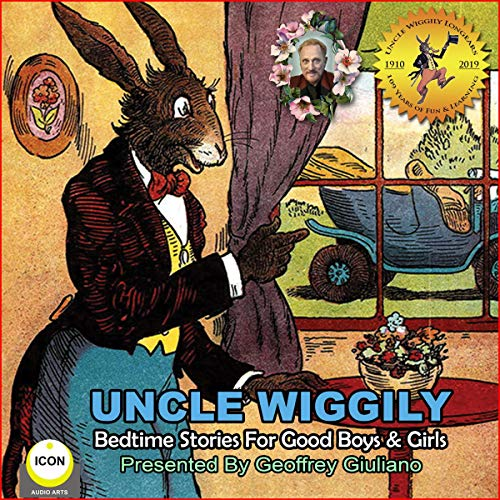 Uncle Wiggily Bedtime Stories for Good Boys & Girls cover art