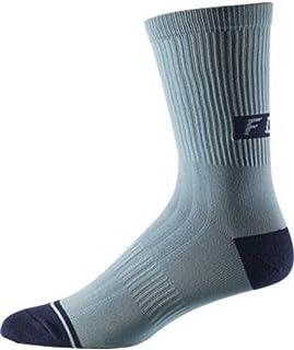 8 Trail Sock Light Blue