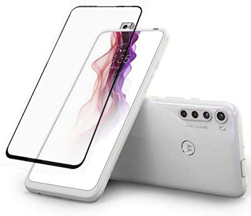 Moto Fusion Plus Edge To Edge Temper Glass Moto Fusion Plus Screen Guard 5D 6D 11D 99D Tempered Glass Pack Of 1 By Candeal Mart