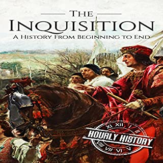 Couverture de The Inquisition: A History from Beginning to End