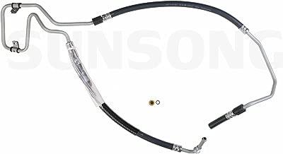 Sunsong 3401110 Power Steering Return Line Hose Assembly